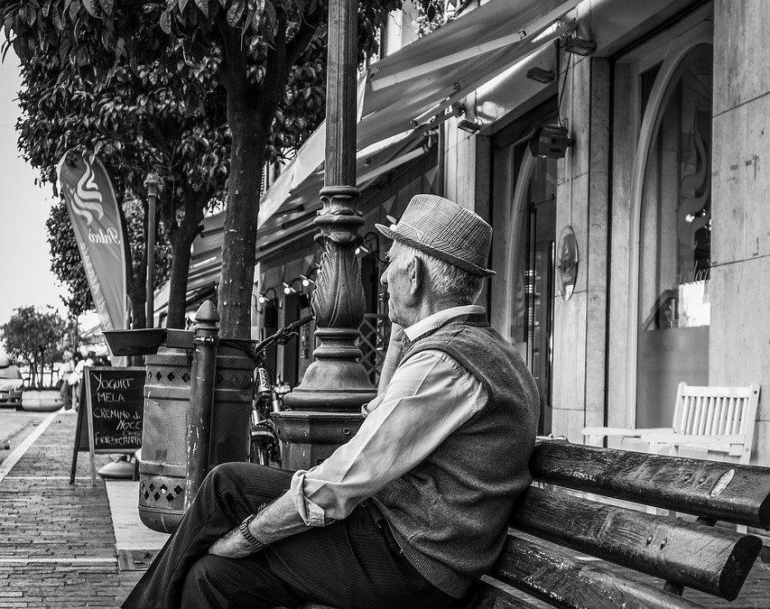Gedanken über das Alter