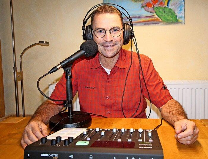 Aus der Presse: Podcast über das Altern