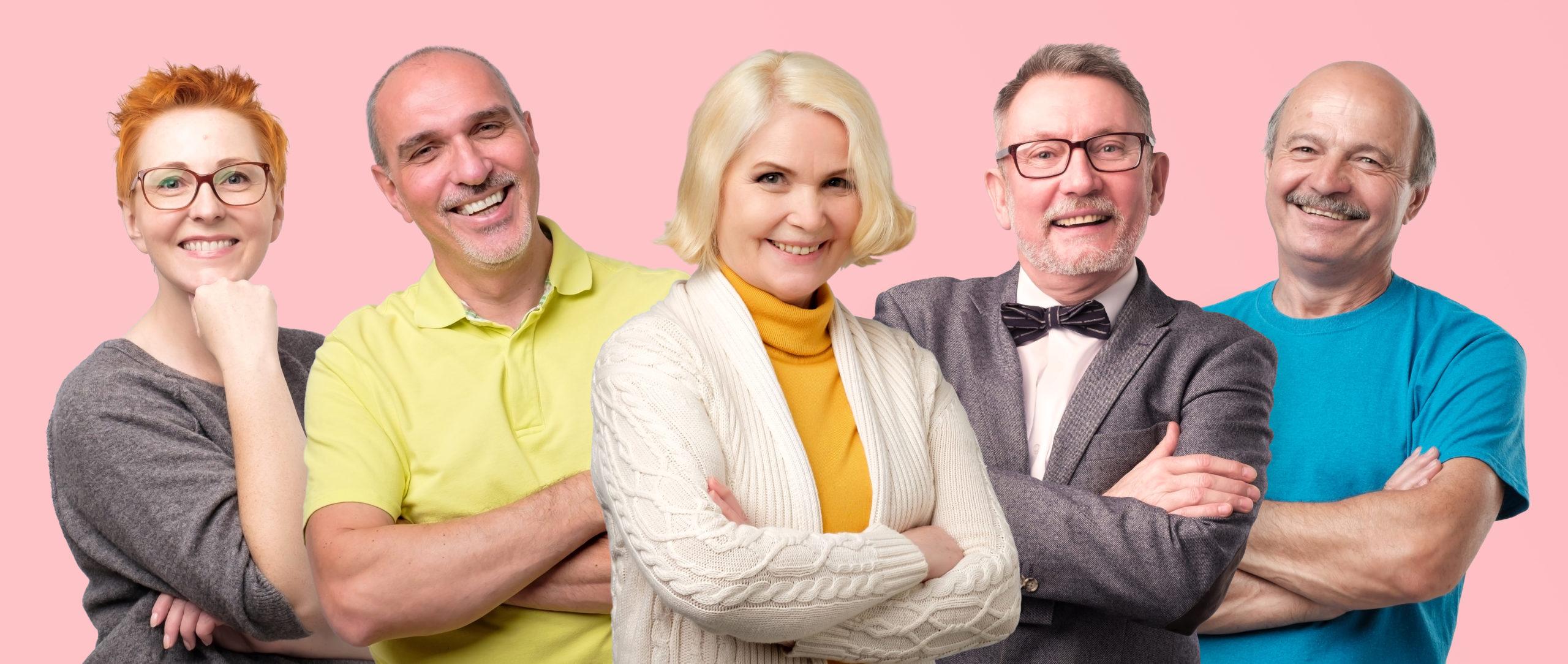 Podcast Gelassen älter werden